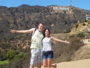 Le fameux panneau Hollywood
